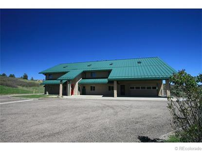 4123 N. Colorado State Hwy 67  Sedalia, CO MLS# 8730604