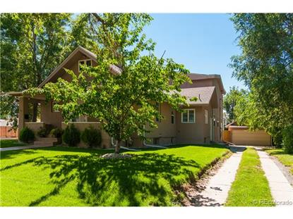 1891 South Downing Street Denver, CO MLS# 8731511