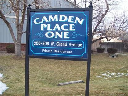 304 West GRAND Avenue Englewood, CO MLS# 8769999