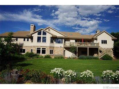 2260 Big Bear Circle Sedalia, CO MLS# 8972690