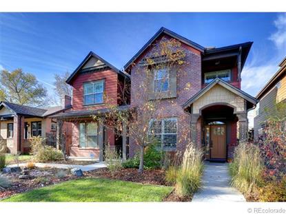 1171 South Logan Street Denver, CO MLS# 9061552