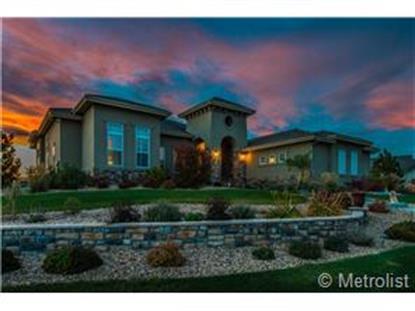 401 Cinnabar Drive Castle Rock, CO MLS# 9136891