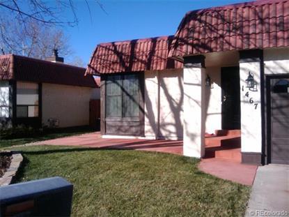 1467 South Troy Street Aurora, CO MLS# 9152974