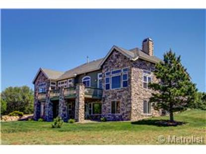 1411 Glade Gulch Road Castle Rock, CO MLS# 9230528
