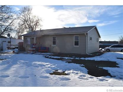 605 South Park Avenue Fort Lupton, CO MLS# 9586248