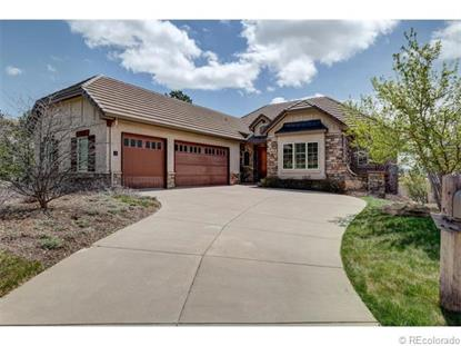 5081 Castle Pines Drive Castle Rock, CO MLS# 9835668