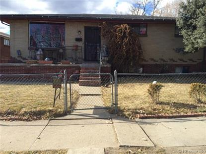 3721 Lipan Street Denver, CO MLS# 9837645