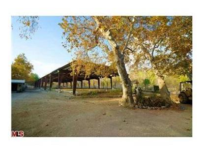 2581 KANAN Road Agoura Hills, CA MLS# 13720103