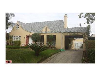 150 GOWER Street Los Angeles, CA MLS# 14732269