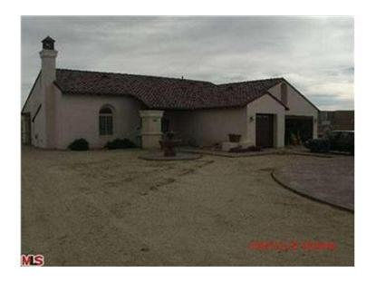 5833 SAN RAFAEL Road Yucca Valley, CA MLS# 14745399PS