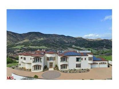 31700 LOBO CANYON Road Agoura Hills, CA MLS# 14753423