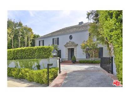 807 North CAMDEN Drive Beverly Hills, CA MLS# 14764301