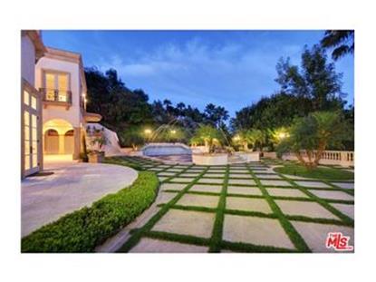 1130 SHADOW HILL Way Beverly Hills, CA MLS# 14767407