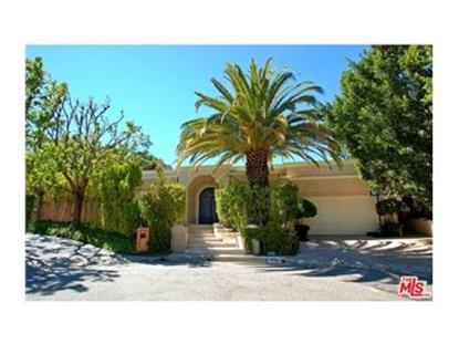 635 BURK Place Beverly Hills, CA MLS# 14774303
