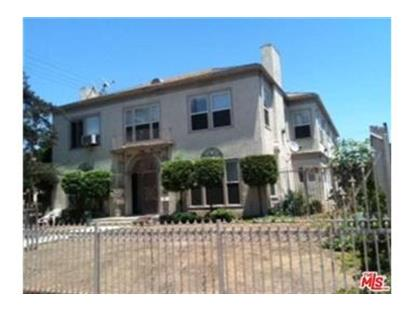 500 South MANHATTAN Place Los Angeles, CA MLS# 14776121