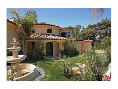 14711 ROUND VALLEY Drive Sherman Oaks, CA MLS# 14805451