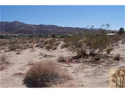0 EL REY Avenue 29 Palms, CA MLS# 41368374