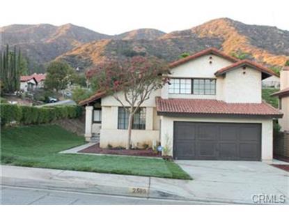 2589 Sunnydale Drive Duarte, CA MLS# AR14194120