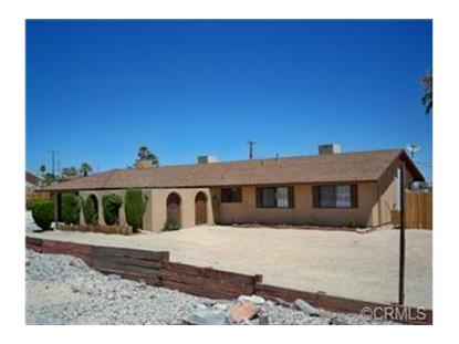 73838 Homestead Drive 29 Palms, CA MLS# DC12082442