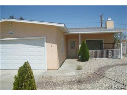 6349 Cahuilla Avenue 29 Palms, CA MLS# DC14029241