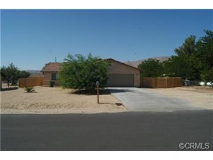 74183 Cactus Drive 29 Palms, CA MLS# DC14137137