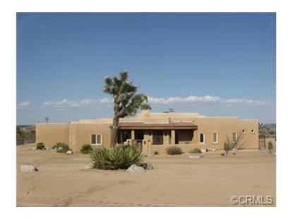 4973 Canton Street Yucca Valley, CA MLS# DC14138117