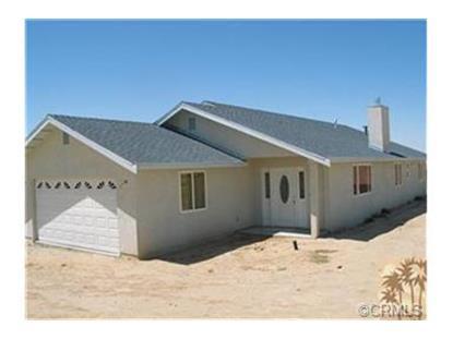 73470 Two Mile Road 29 Palms, CA MLS# DC14153851
