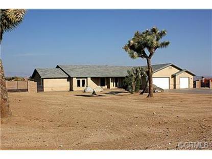 9250 Fortuna Avenue Yucca Valley, CA MLS# DC14161365