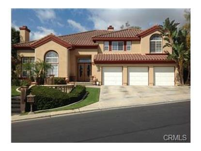 14024 Giant Forest Loop Chino Hills, CA MLS# NP14068135