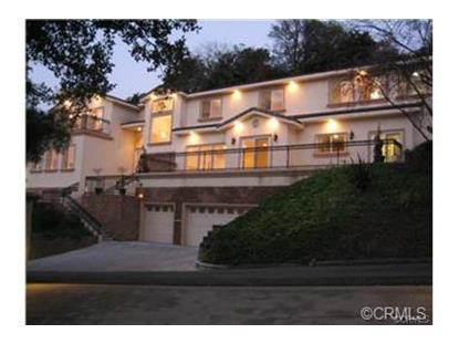 16309 Observation Lane Chino Hills, CA MLS# PW13208635