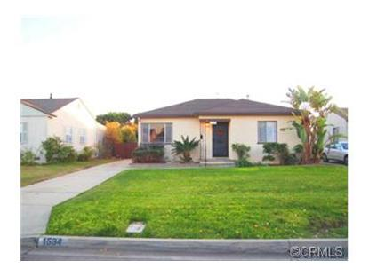 1534 West 154th Street Gardena, CA 90247 MLS# SB14009869