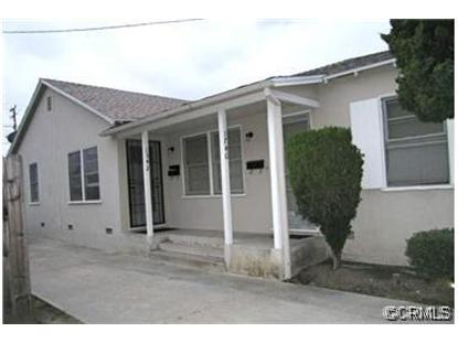 1740 West 165th Place Gardena, CA 90247 MLS# SB14034386
