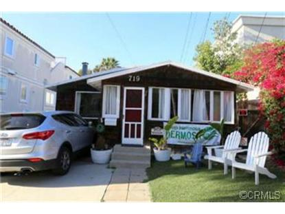 719 1st Place Hermosa Beach, CA MLS# SB14053086