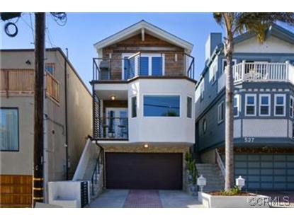 531 2nd Street Hermosa Beach, CA MLS# SB14073072