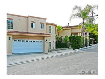 3660 Alomar Drive Sherman Oaks, CA MLS# SR14059980