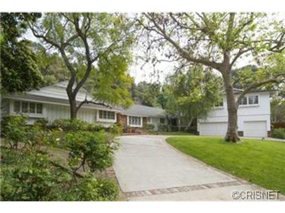 15960 Woodvale Road Encino, CA MLS# SR14062764
