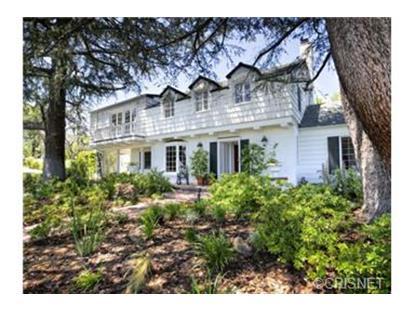 3873 Alomar Drive Sherman Oaks, CA MLS# SR14101059