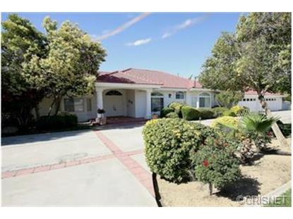 2725 West Avenue L8  Lancaster, CA MLS# SR14122324