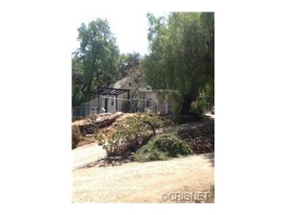 6818 Santa Susana Pass Road Simi Valley, CA MLS# SR14134094