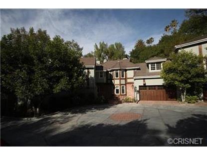 16881 Oak View Drive Encino, CA MLS# SR14137451