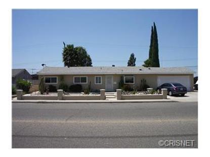 1293 Hudspeth Street Simi Valley, CA MLS# SR14171480