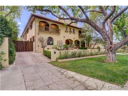 4123 Stansbury Avenue Sherman Oaks, CA MLS# SR14222337