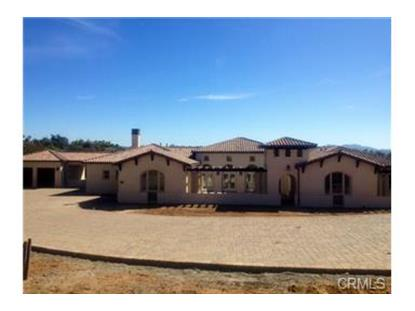 4008 Bridlewood Road Fallbrook, CA MLS# SW14094613