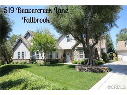 519 Beavercreek Lane San Diego, CA MLS# SW14120543