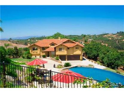 3616 Lupine Lane Fallbrook, CA MLS# SW14175057