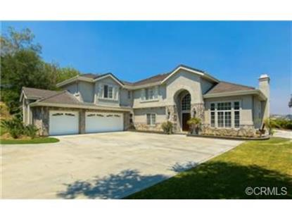 3282 Carriage House Drive Chino Hills, CA MLS# TR14107235