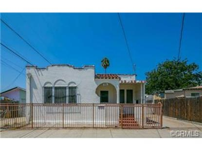 3417 Castalia Avenue El Sereno Car, CA MLS# WS14168893