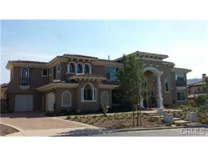 3239 Castelli  Chino Hills, CA MLS# WS14198616