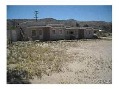 6530 MESQUITE SPRINGS Road 29 Palms, CA MLS# DC21134938