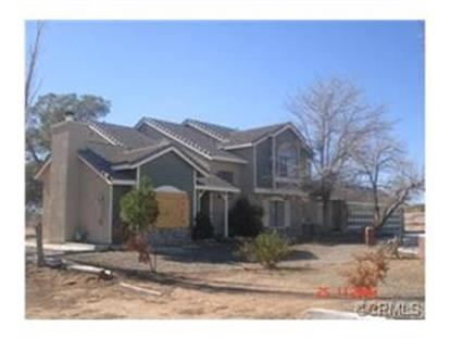 27840 Mountain Springs Road, Helendale, CA